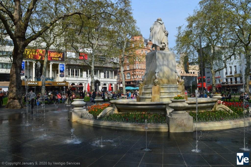 Достопримечательности Лондона без фонетических ошибок