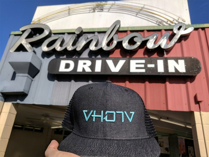 Rainbow Drive-In x VH07V Collaboration Event