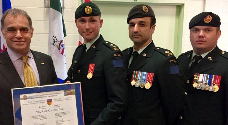 Place Aux Rservistes Des Forces Armes Canadiennes