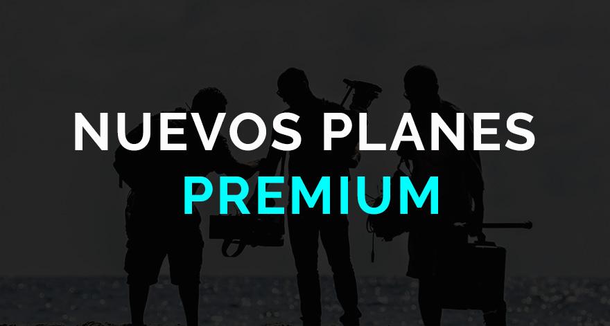 nuevos planes premium