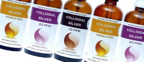 Kolloidales Silber 10 ppm versus 25 ppm