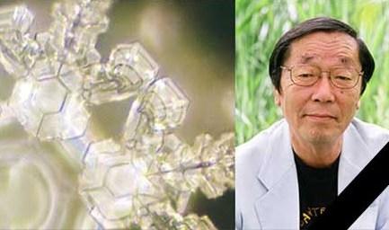 Wir sagen danke und nehmen Abschied vom Meister der Wasserkristallbilder