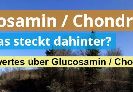 Glucosamin und Chondroitin – Was ist das und wie wirkt es?