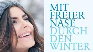 MIT FREIER NASE DURCH DEN WINTER