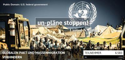 UN-Pläne stoppen
