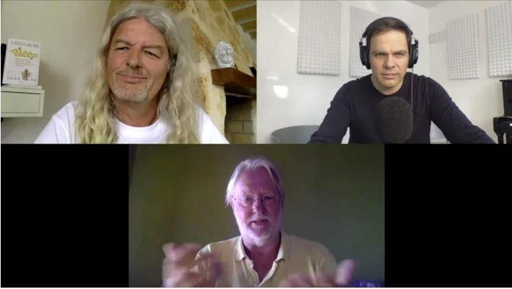 Corona als größte Chance der Menschheit? – Dieter Broers und Udo Grube