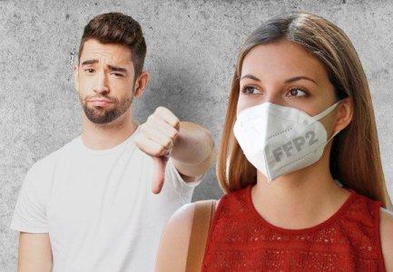 Krankmachender Aktionismus: FFP2-Masken bringen Gesundheitsrisiko