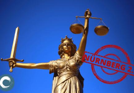 1.000 Anwälte und 10.000 Ärzte haben wegen Verstößen gegen den Nürnberger Kodex geklagt