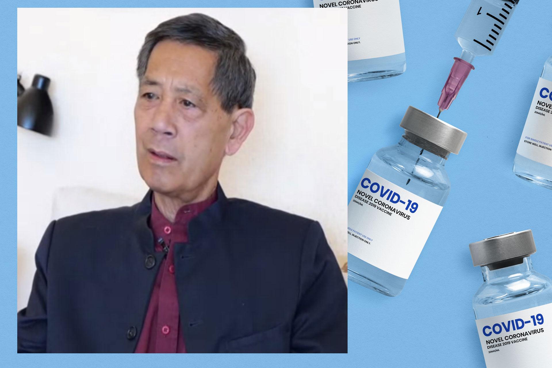 Prof. Bhakdi korrigiert sich: COVID-19-Impfreaktionen gravierender als gedacht