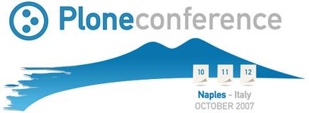 Plone Conference 2007 Napoli
