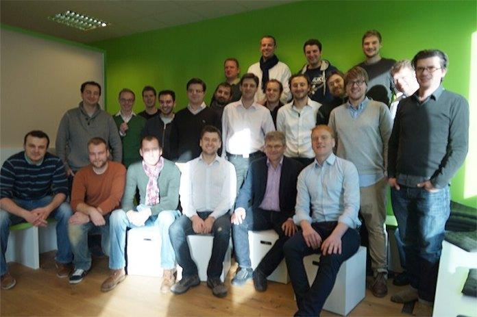 SW NEXT Q4 2012 Cohort