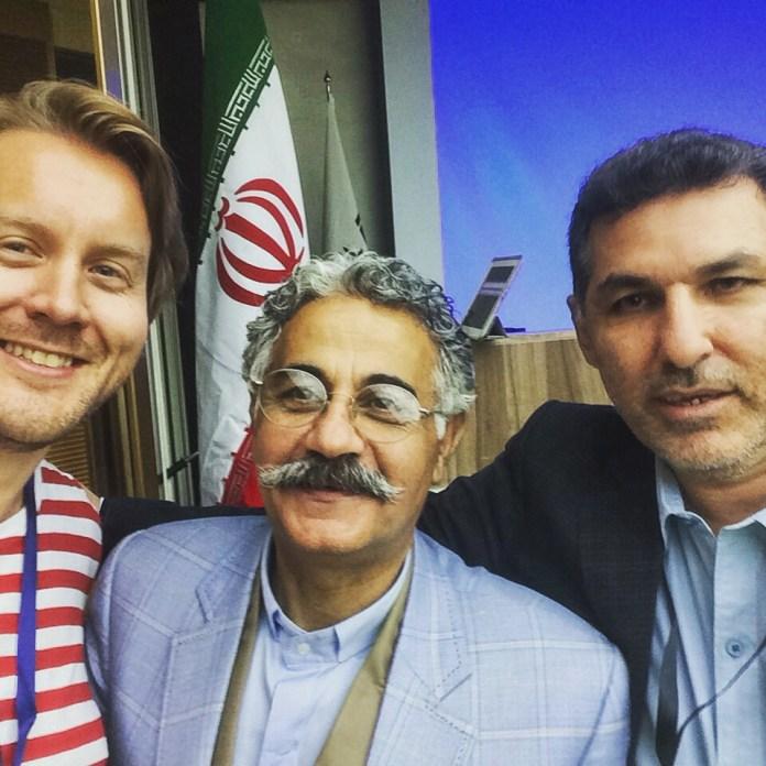 Mr. Startup, Mr. TV & Mr. Startup Weekend Tehran