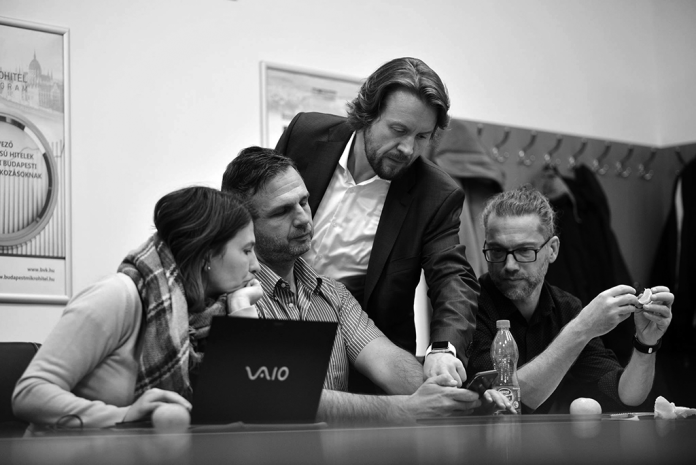 Helping Hungarian startups in Budapest, 2018