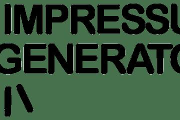 Logo Impressum Generator