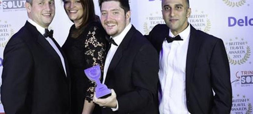 2015 British Travel Award Winners