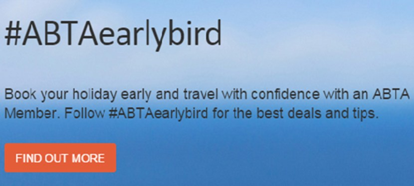 Travel Tips – Booking Early #ABTAearlybird