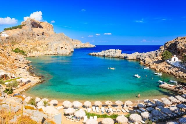 Best Beaches in Rhodes