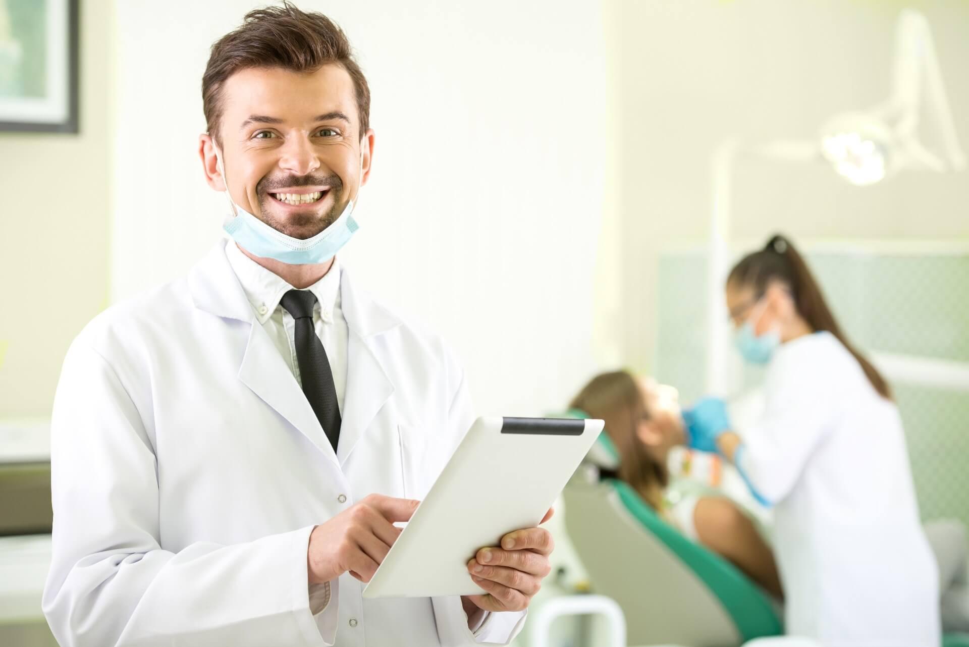 Gestão de um consultório odontológico