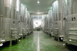 Modern winery fermenting process