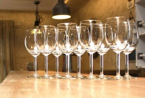 How to Care for Glassware