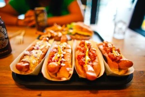 The Perfect Wines to Drink With… Hot Dogs?!?
