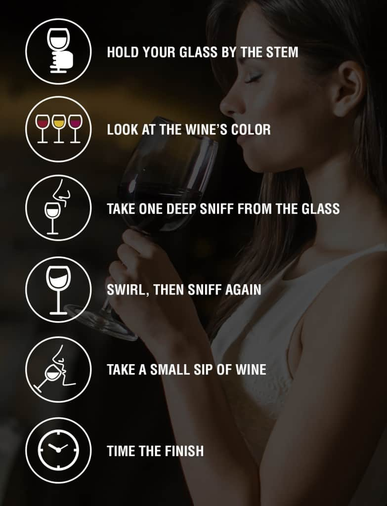 How to Taste Fine Wine