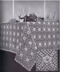 irish crochet motif pattern