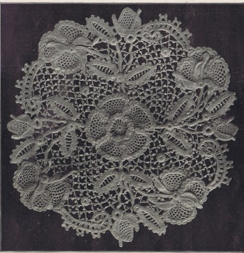 Irish Lace Crochet Patterns And Resources