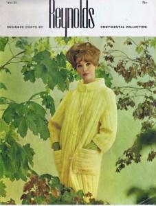 60s vintage knitting patterns