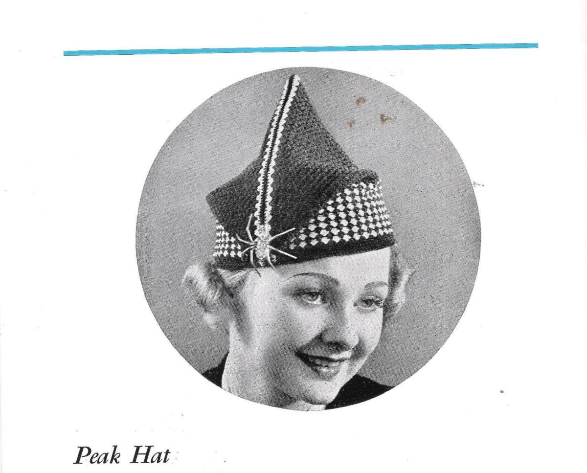 Free Vintage Hat Patterns Toppers Fascinator Headpieces