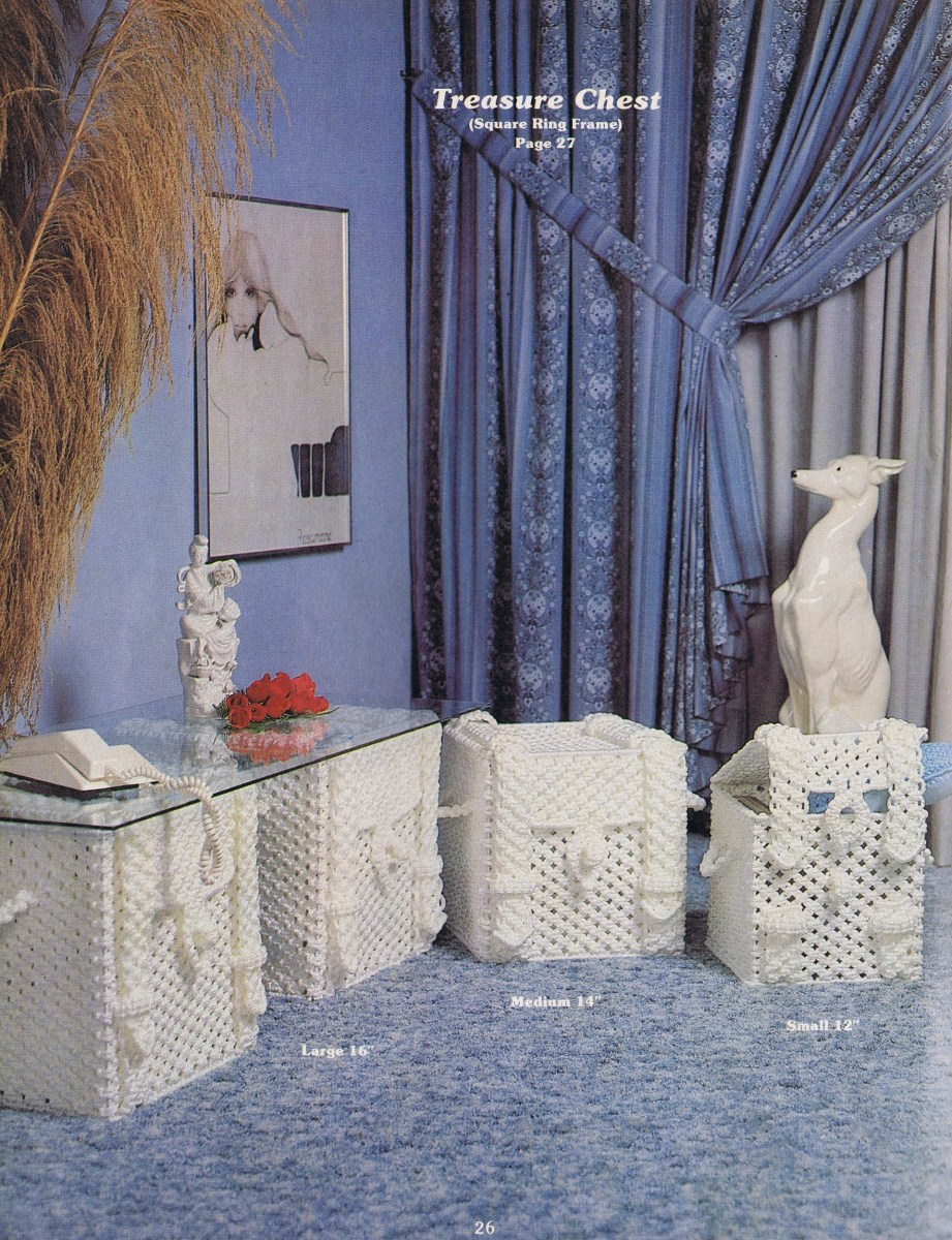 Free Vintage Macrame Patterns