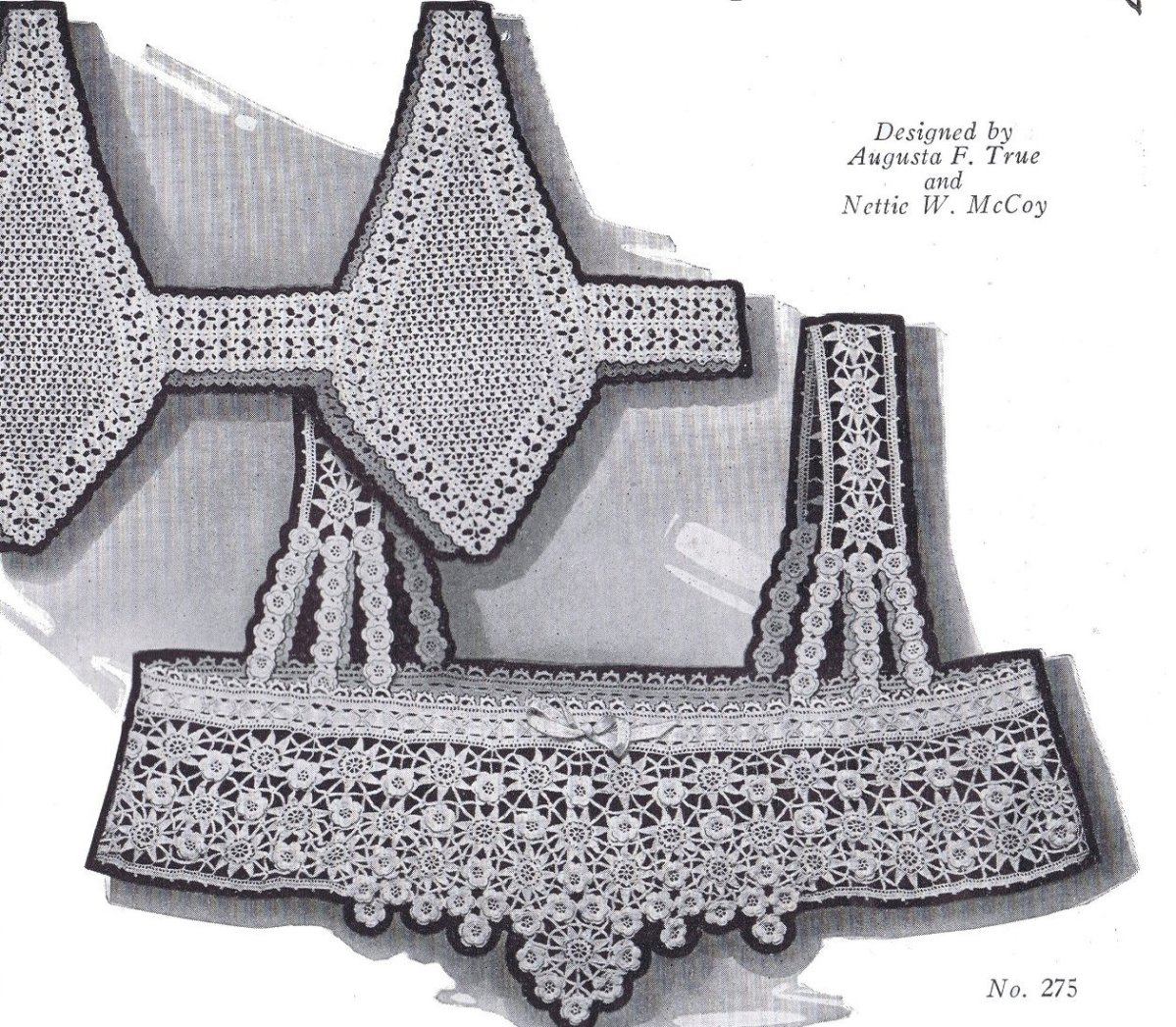 Free Vintage Crochet and Knitted Pattern Suggestions With Unlimited Possibilities