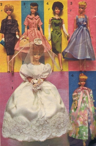 Free Vintage Doll Patterns