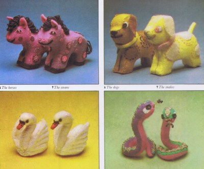 vintage sewing pattern noahs ark animal patterns