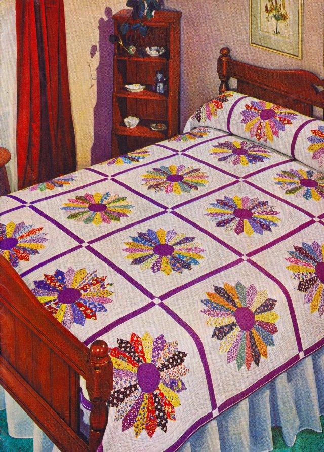 22 SC Quilts Sunflower 03