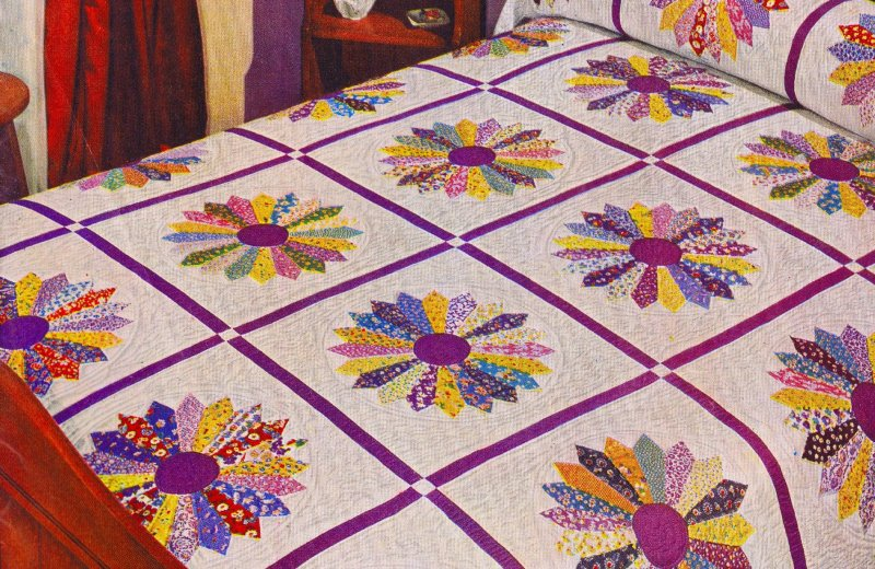 22 SC Quilts Sunflower 03