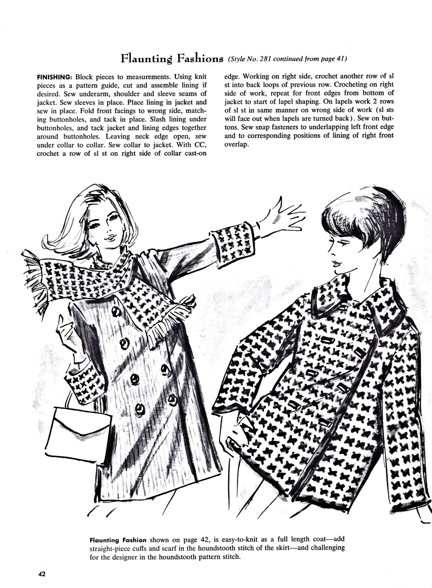 Free Vintage Patterns Dresses Suits Sweaters S