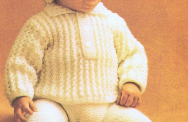 e pice baby set knitting pattern