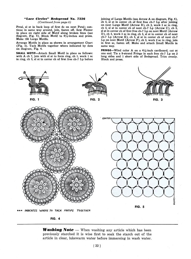 Free Vintage Hairpin Maltese Lace Patterns