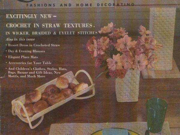 Smart Crochet 10th Ed free vintage crochet patterns
