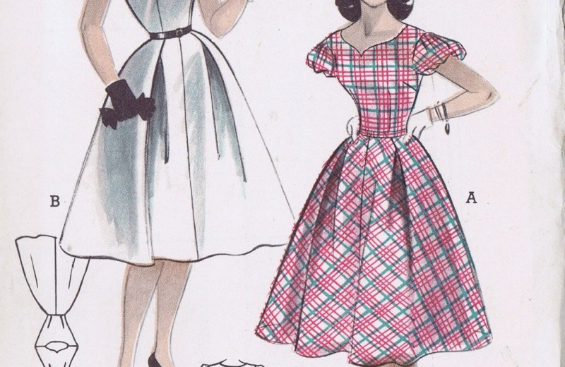Butterick 6558 Girls Dress Size 10