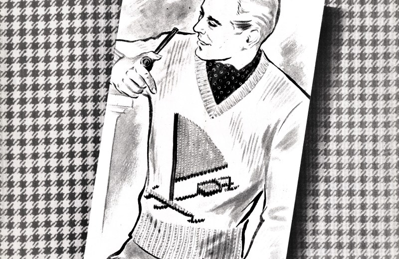 Knit Holiday Gifts for Your Man