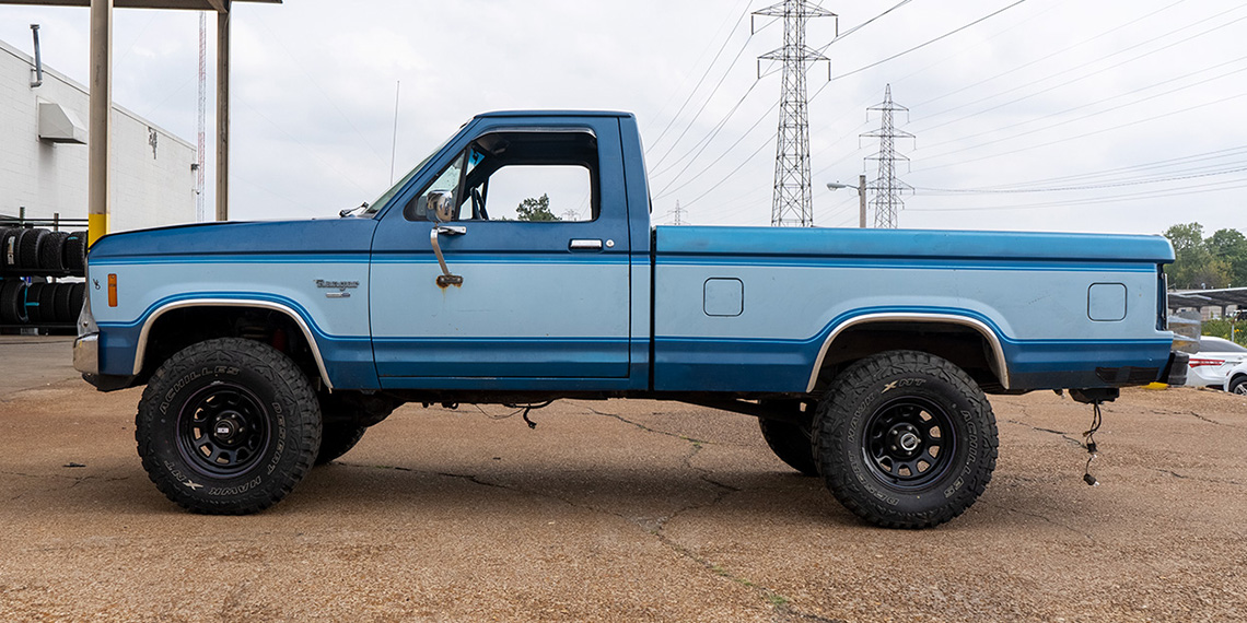 1984 ford Ranger Original