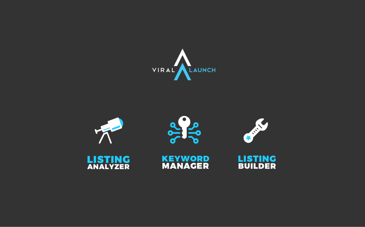 Introducing Listing Analyzer and Keyword Manager | New Space-Age Technology by Viral Launch