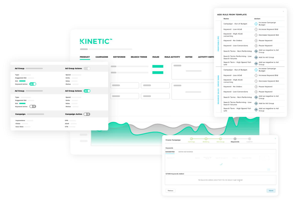 How To Use Kinetic, Viral Launch's PPC Tool