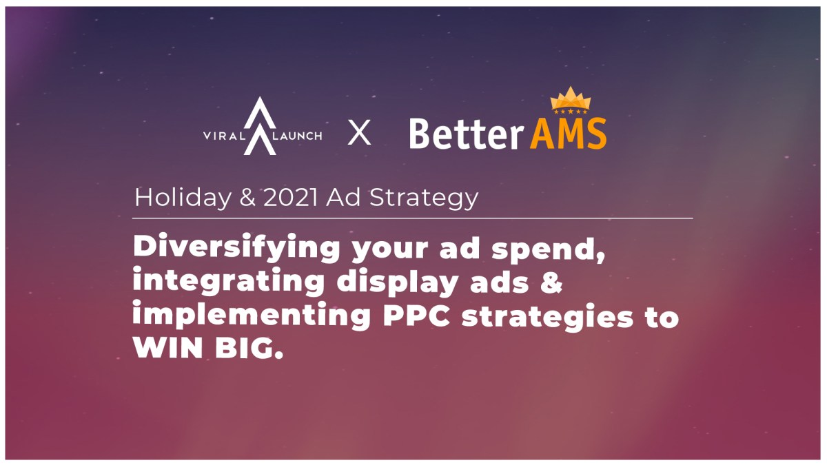 Follow the Data Podcast: Holiday & 2021 Amazon Advertising Strategy With Destaney Wishon from BetterAMS