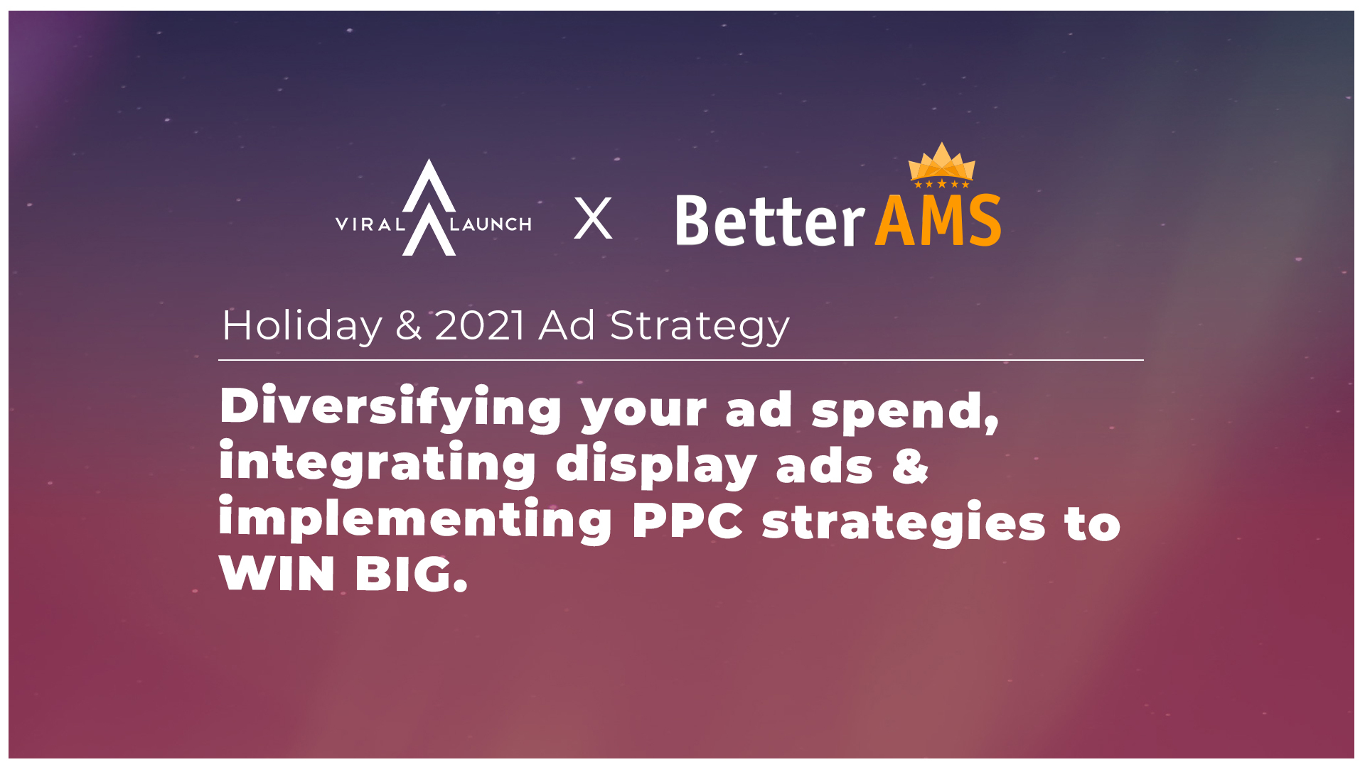 optimize your Amazon advertising strategy podcast graphic.