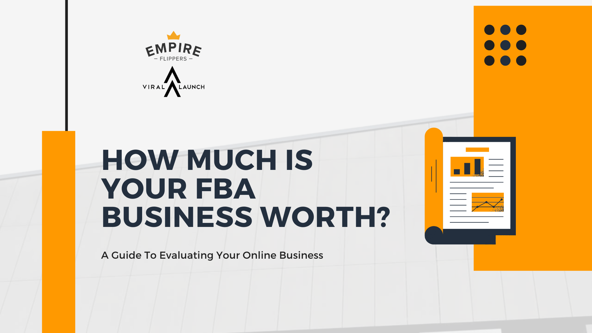 how much is your fba business worth? by empire flippers
