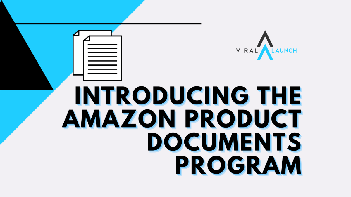 introducing the amazon product documents program