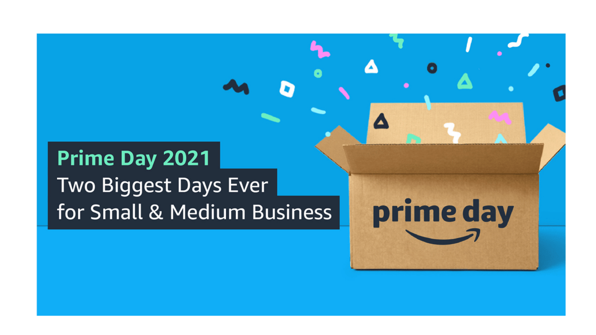 Amazon Prime Day 2021: Small and Medium-Sized Businesses See Huge Wins